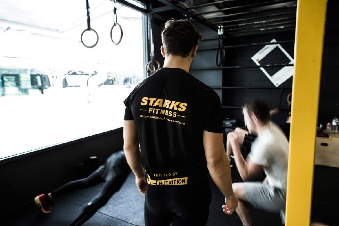 Commercial photography of starks Fitness, Harbourside, Bristol - By Paris Penny - commercial photographer Bristol