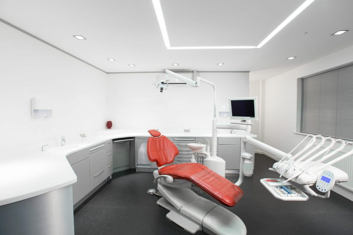 Interior photography of The Smile Lounge, Chepstow - By Paris Penny - commercial photographer Bristol