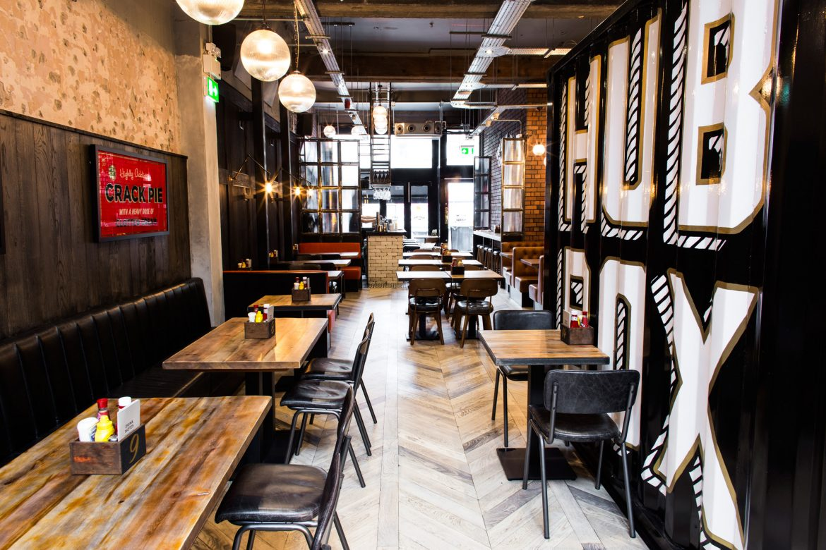 Interior photography of Hubbox Bristol - By Paris Penny - commercial photographer Bristol